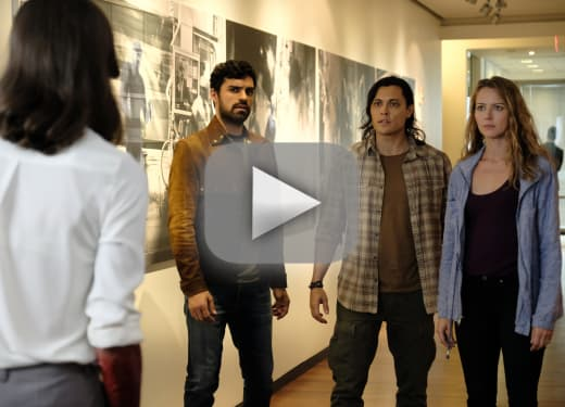 John and marcos the gifted s2e2