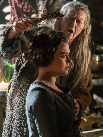 Judith vikings season 5 episode 18