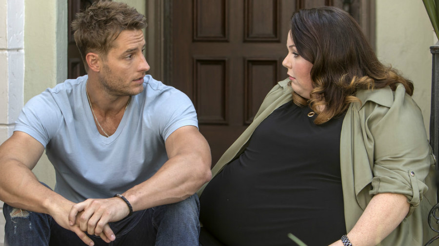 Justin hartley chrissy metz this is us nbc 1