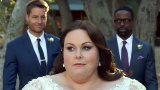 Kate gets married this is us s2e18