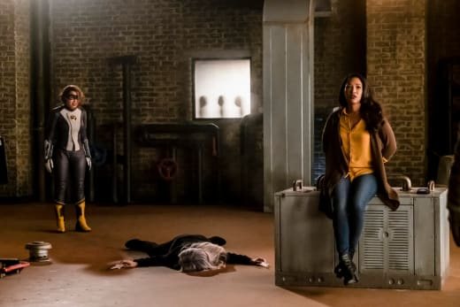 Killer frost down for the count the flash s5e14
