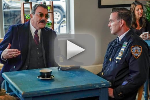 Leaked video blue bloods