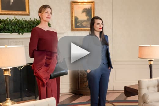 Lillian and lena are summoned supergirl