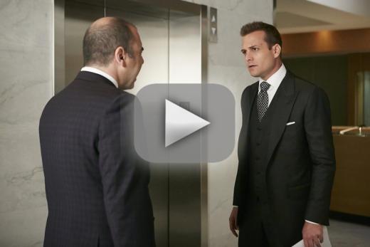 Louis vs harvey suits