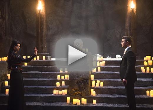 Magical solution arrow seaso 4 episode 20