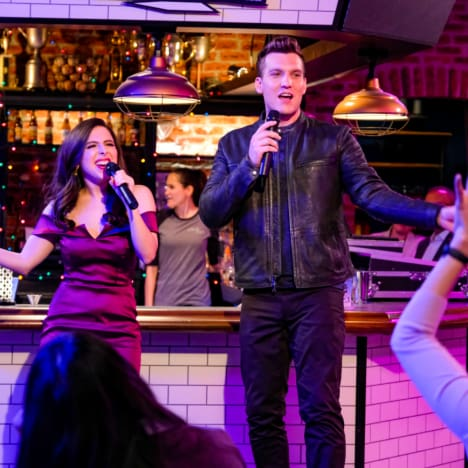 Nathaniel and maya singing crazy ex girlfriend s4e11