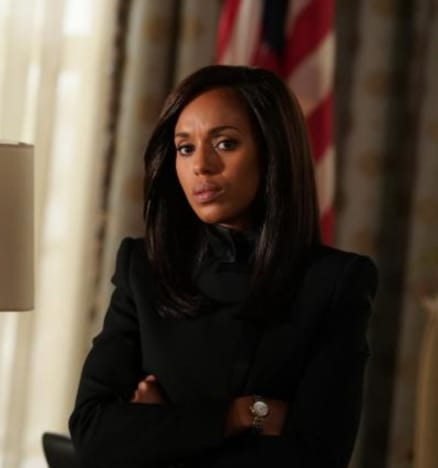 Olivia is not impressed scandal s7e5