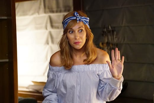 Pamela tries to get back with group the last man on earth s4e3