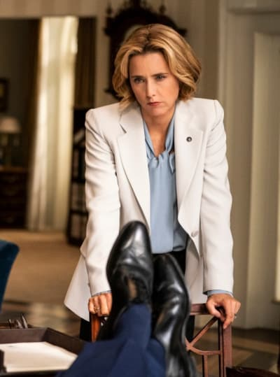 Passionate about her position madam secretary s5e12