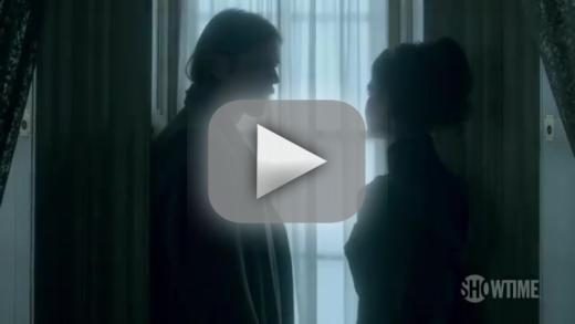 Penny dreadful promo and they were enemies
