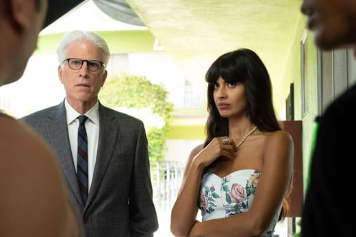 Phase 2 the good place s3e6