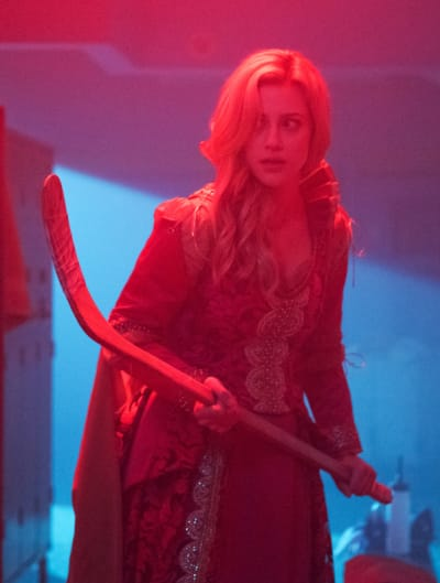 Prom night chaos tall riverdale s3e20