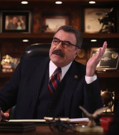 Questioning a chief blue bloods s9e4