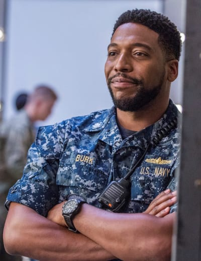 Ready for the mission tall the last ship s5e9
