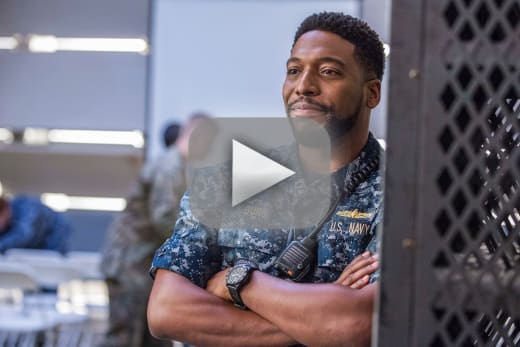 Ready for the mission the last ship s5e9