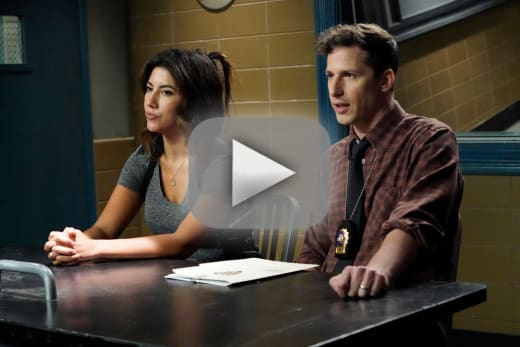 Reworking the crime scene brooklyn nine nine