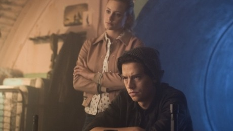 Riverdale season 3 episode 2 fortune and mens eyes