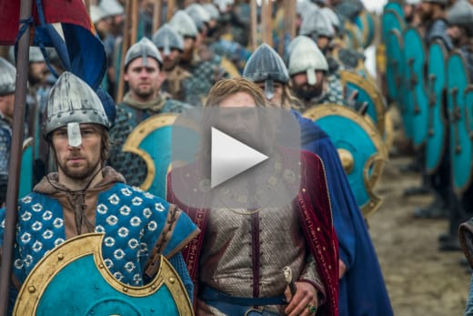 Rollo returns vikings season 5 episode 11