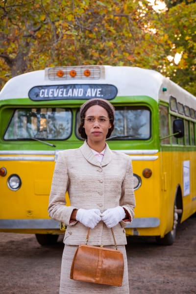 Rosa parks doctor who s11e3