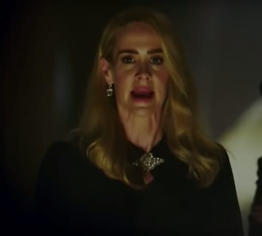 Sarah paulson as the supreme