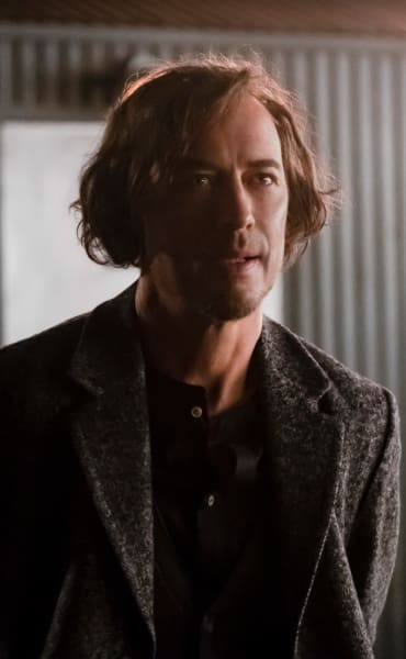 Sherloque in the distance the flash s5e14