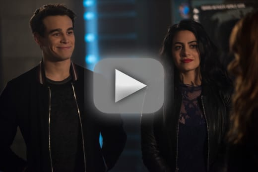Sizzy smiles shadowhunters