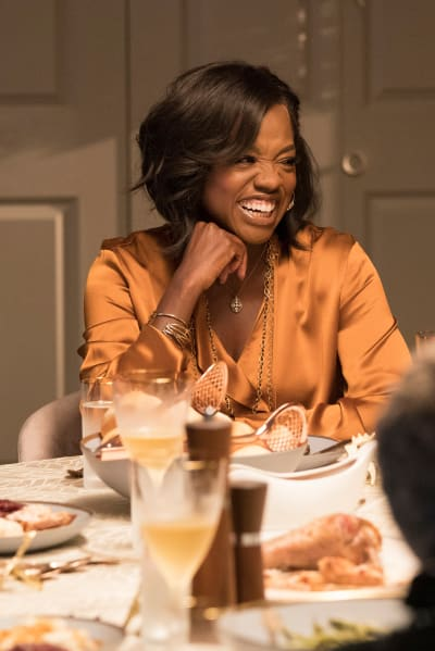 Smiling annalise how to get away with murder season 5 episode 13
