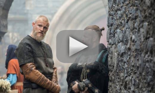 Solidifying alliances vikings