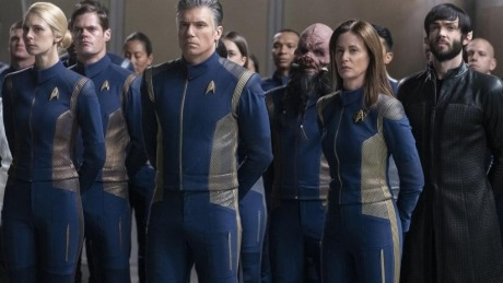 Star trek discovery season 2 episode 10 the red angel 0
