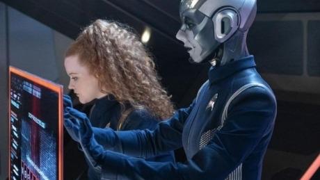 Star trek season 2 episode 9 review project daedalus