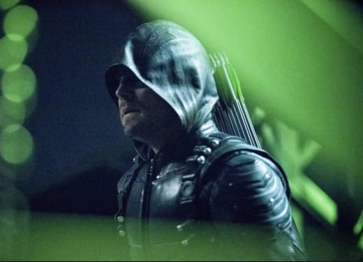 Stephen amell for the cw