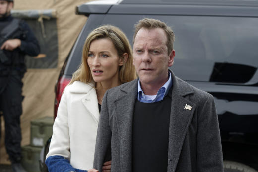 Stepping into a role designated survivor season 1 episode 2