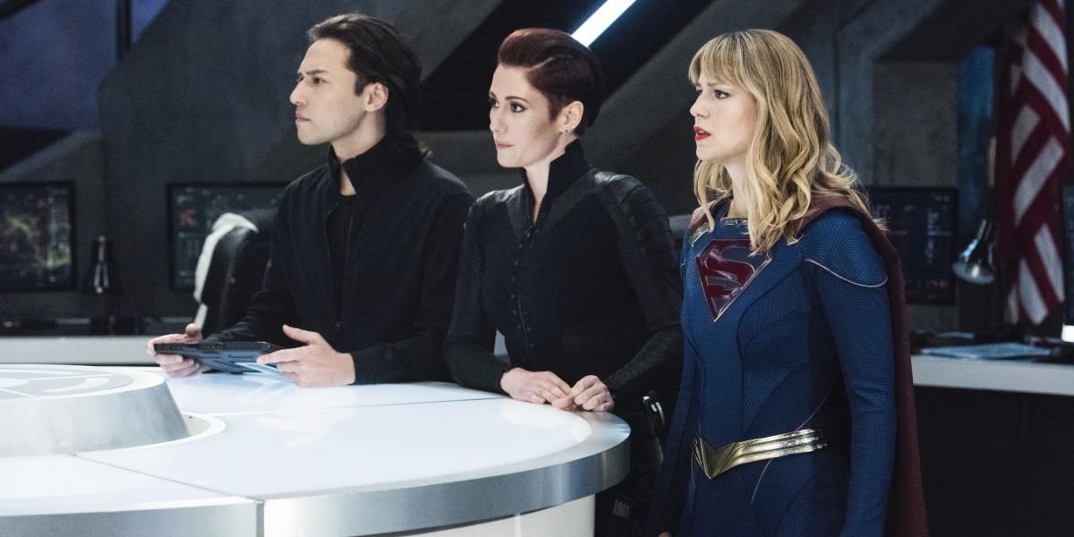 Supergirl 5x05 deo