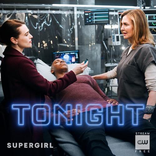 Supergirl recap 5