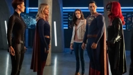 Supergirl season 5 episode 9 review crisis on infinite earths part one