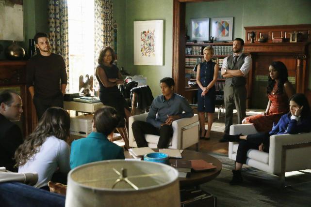 Teamwork how to get away with murder season 2 episode 4