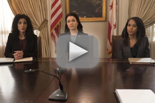 Testifying against mellie scandal