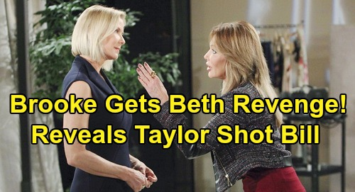 The bold and the beautiful spoilers brooke taylor