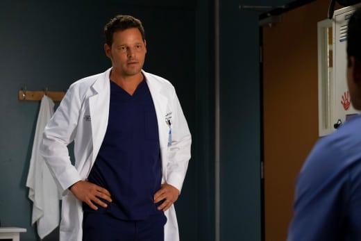 The boss man greys anatomy season 15 episode 3