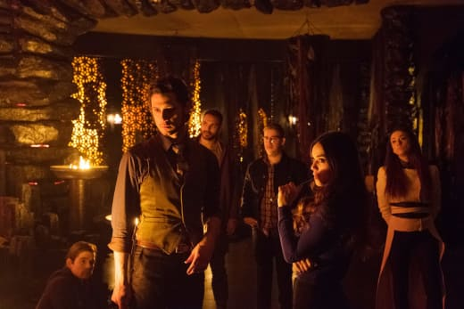 The end of the world the magicians s3e13