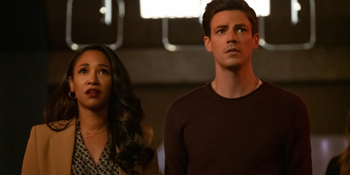 The flash 6x08 barry and iris