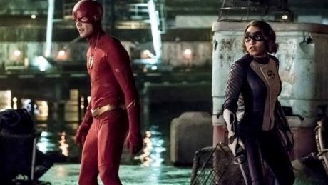 The flash season 5 episode 1 review nora xs