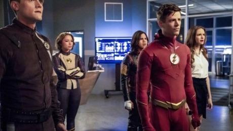 The flash season 5 episode 2 review blocked