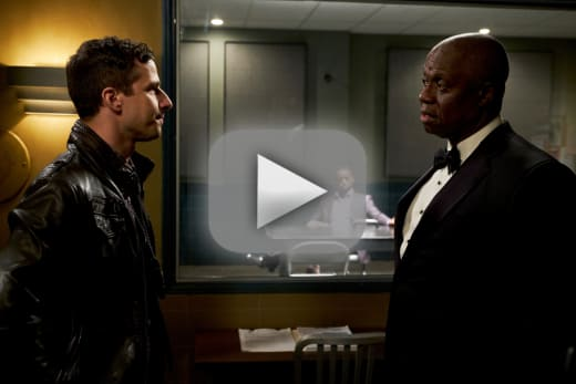 The interrogation brooklyn nine nine