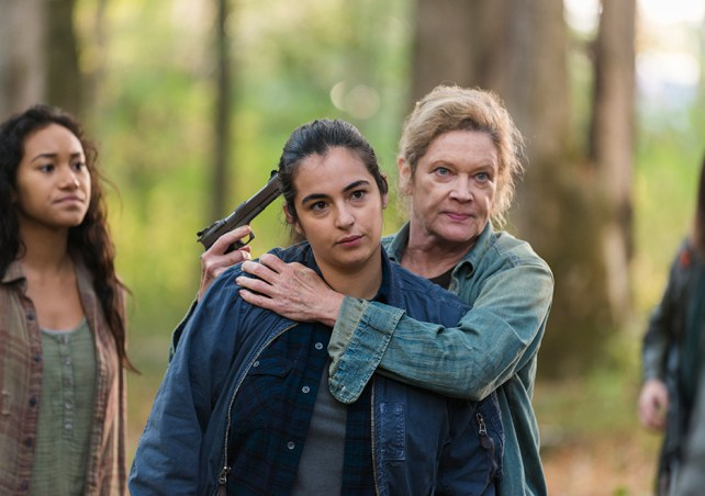 The walking dead episode 715 tara masterson 935
