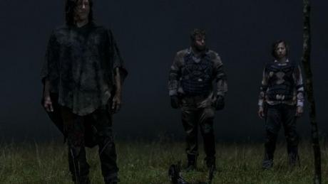 The walking dead season 10 episode 3 ghosts