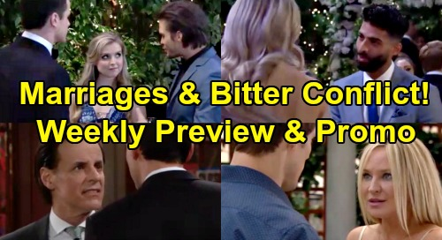 The young and the restless spoilers preview week of august 19 to august 23 yr