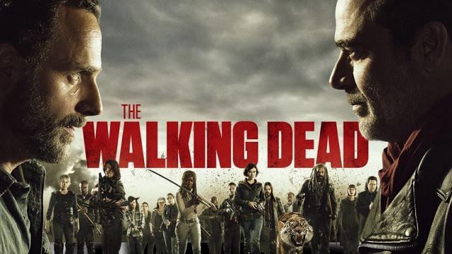 The walking dead lead