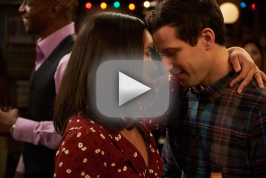 Throwing a party brooklyn nine nine