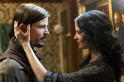 Vanessa and ethan connect penny dreadful